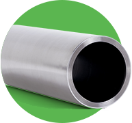 Aluminium, metal and chrome cylinders